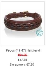zum Halsband Pecos