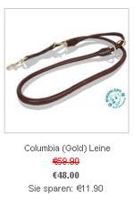 Lederleine Columbia Gold
